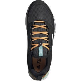adidas TERREX Agravic TR Trail Running Shoes Women, core black/feather white/hazy orange